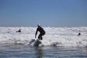 Marcus-Surfing
